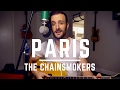 Paris - The Chainsmokers - Live Acoustic Cover by David DiMuzio