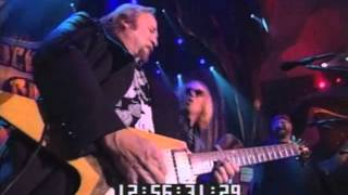 crosby stills and nash with tom petty perform for what it s worth in 1997