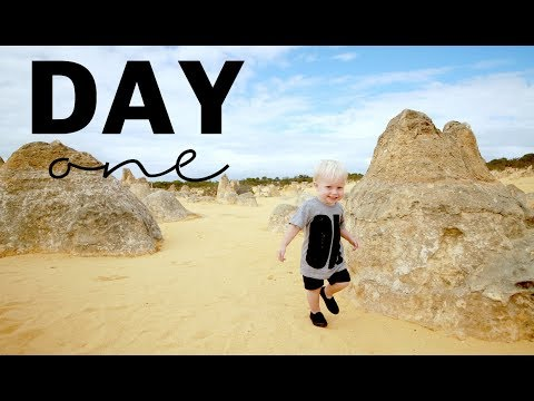 LET THE CAMPING BEGIN // VLOGMAS DAY ONE // TRAVELLING WESTERN AUSTRALIA