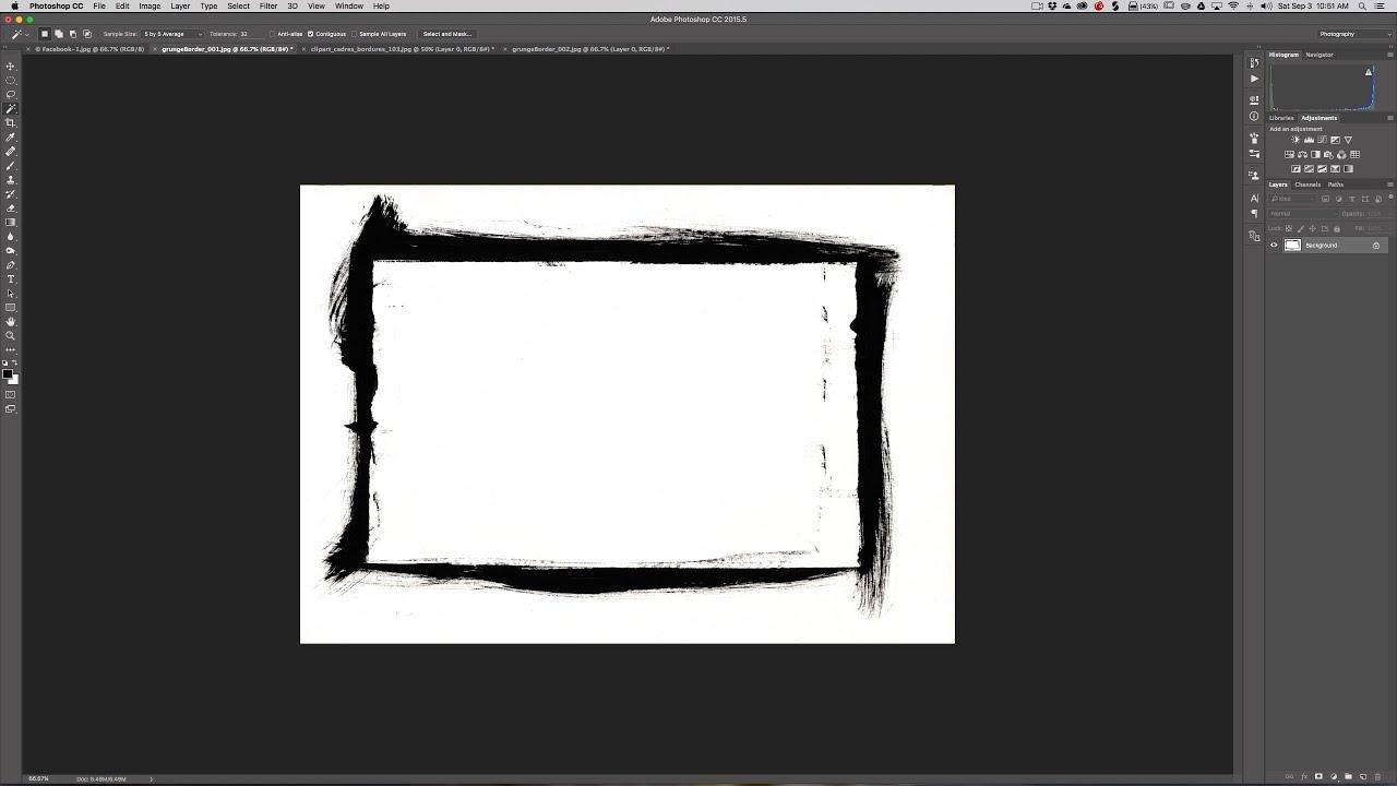 Schön Rahmen Photoshop Online Bilder - Rahmen Ideen ...