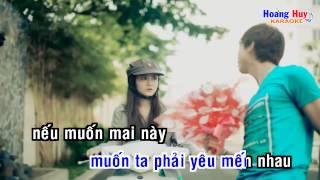 [Karaoke] Nô lệ tình yêu - Hồ Việt Trung