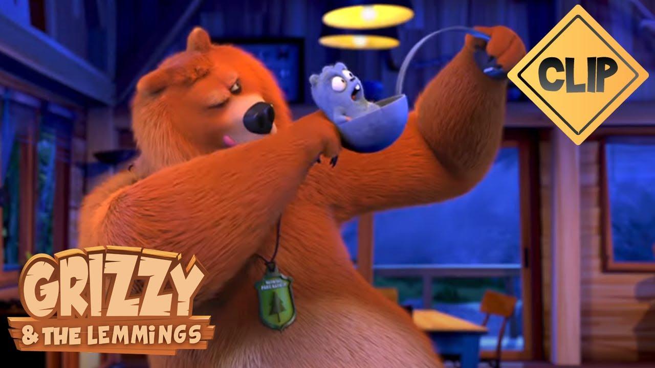 Le Lemming qui pouvait contrôler le métal - Grizzy & les Lemmings