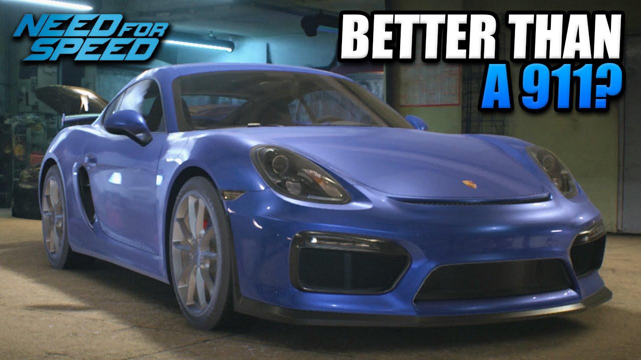 nfs 2015 porsche cayman gt4 review better than a 911 gt3