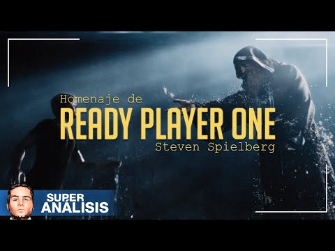 READY PLAYER ONE: El homenaje de Steven Spielberg - SUPERANÁLISIS Mp3