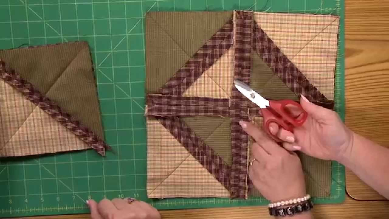 Sew easy rag quilts youtube