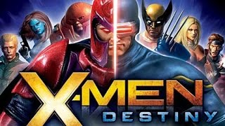 X-Men Destiny - Xbox 360 - Gameplay