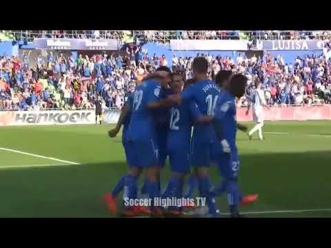 Download Getafe vs Real Madrid 1-2 All Goals and Highlights La Liga October 14 ,2017