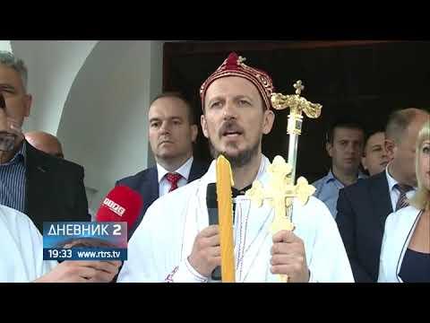 Konjic: Osveštan hram obnovljen u pomen ubijenim srpskim dječacima
