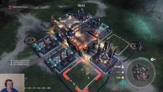 Halo Wars 2: Marine Rush Tactic - Versus high level player