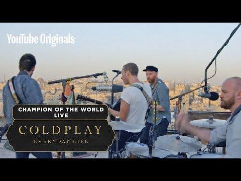 Champion Of The World (Live In Jordan)