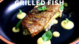 Grilled fish recipes [생선구이 크림소…