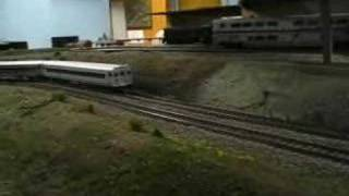 Burlington County (NJ) Model Railroad Club: U34CH by CAB
