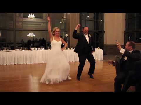 Choreography By Bev Soh | Jen And Tony's Wedding First Dance Mash Up