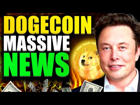 Elon Musk: Every DOGECOIN HOLDER Needs To WATCH THIS (Price Prediction)   Dogecoin News