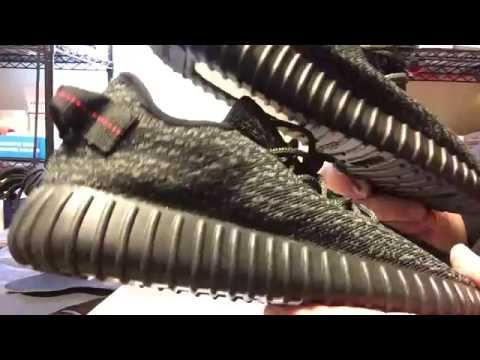 0c99cf73a701 I GOT SCAMMED ON EBAY FOR THE YEEZY BOOST 350 PIRATE  BLACKS...UNBELIEVABLE!!!