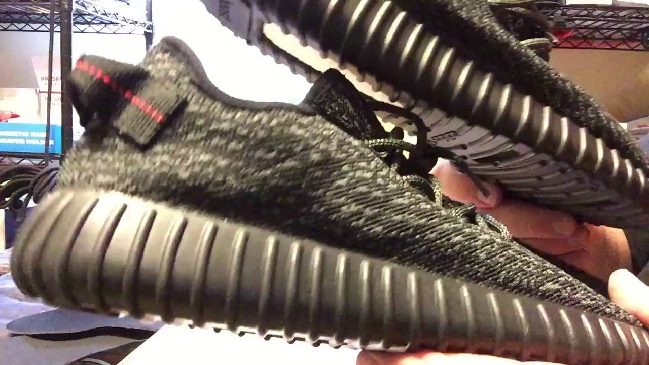 online retailer b552d 3ac6b I GOT SCAMMED ON EBAY FOR THE YEEZY BOOST 350 PIRATE  BLACKS...UNBELIEVABLE!!!