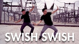 Katy Perry - Swish Swish ft. Nicki Minaj (Dance Video) | Mihran Kirakosian Choreography