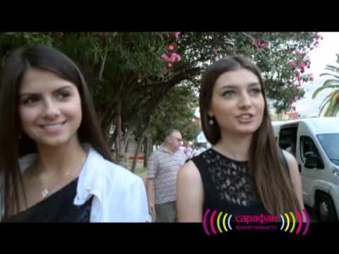 Победительницы Miss Teen Ukraine-World 2011 в призовой поездке