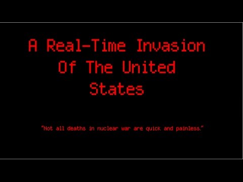EAS Scenario - A Real-Time Invasion Of The United States
