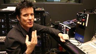 Full Band Recording Setup at Hybrid Studios - Warren Huart: Produce Like A Pro