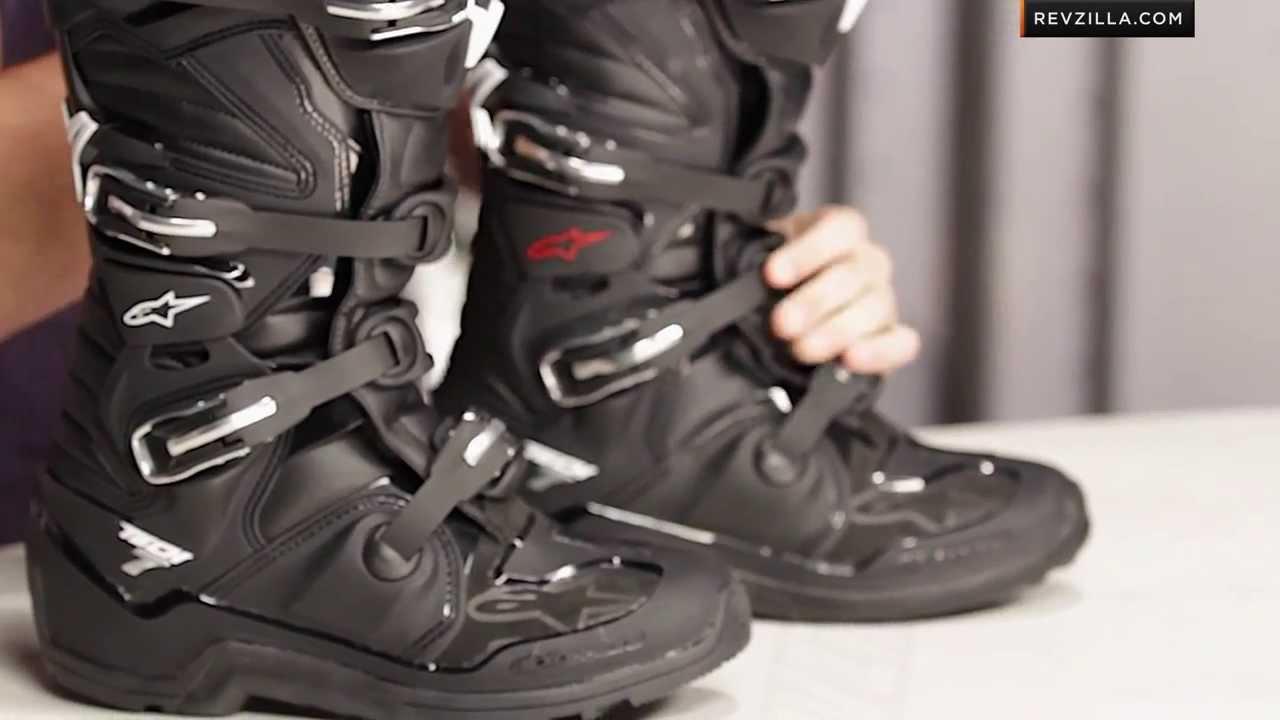 Alpinestars Tech 7 Enduro Boots Review At Revzilla Com