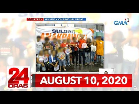 24 Oras Express: August 10, 2020 [HD]