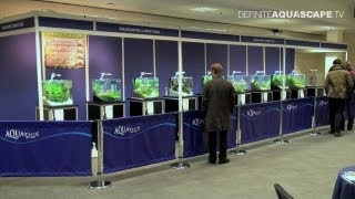 Aquascaping - Aquarium Ideas from Aquatics Live 2011, part 5