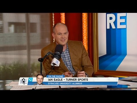 Ian Eagle of CBS Sports NBA Playoffs & More - 4/24/17