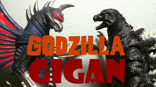 Godzilla Against Gigan The Battle For Earth (Stop Motion Fanfilm)