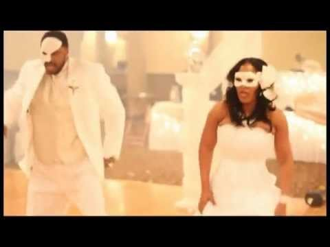 COLDEST WEDDING EVER WITH MASK