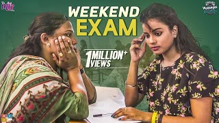 Weekend Exam | E9 | Warangal Vandhana | The Mix By Wirally