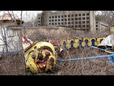 10 CREEPIEST Abandoned Places In The World!