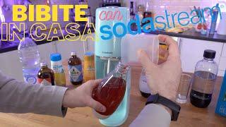 Bibite fatte in casa con SodaS…