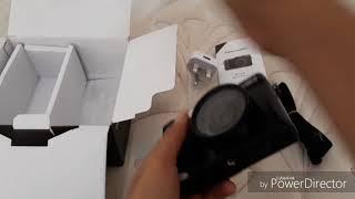 Video kamera mirrorless termurah - AMKOV 24mp - UNBOXING download MP3, 3GP, MP4, WEBM, AVI, FLV Oktober 2018
