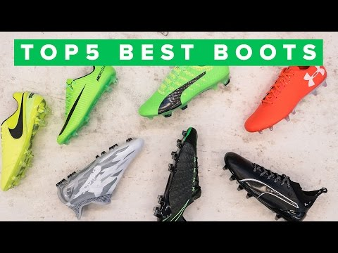 TOP 5 BEST BOOTS ON THE MARKET - Spring 2017