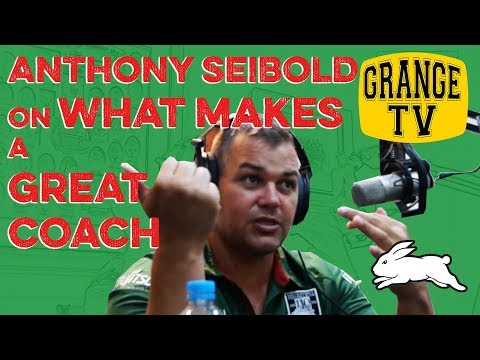 ANTHONY SEIBOLD on what makes a GREAT COACH