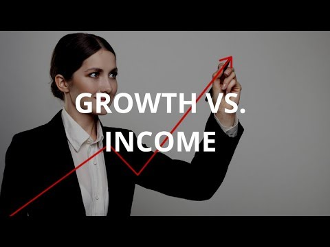 Understanding the Difference Between Growth and Income Assets