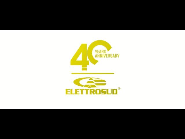 ELETTROSUD - 40 anni insieme