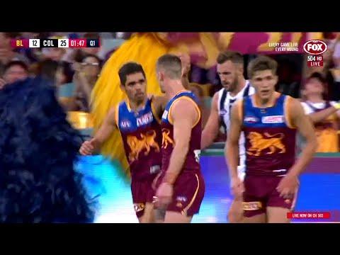 Charlie Cameron's creative class - Round 7, 2018 - AFL