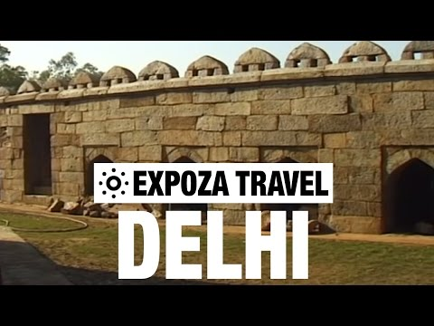 Delhi Vacation Travel Video Guide