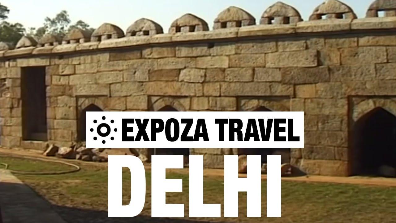 Delhi Vacation Travel Video Guide