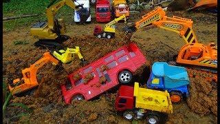 МУЛЬТИК про машинки - Транспорт и спецтехника, строительные машины. Развивающее видео для детей