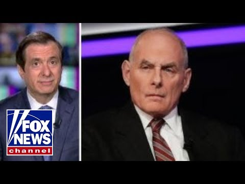 Kurtz: Why the press stopped saluting General Kelly