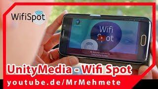 UnityMedia WifiSpot - Wlan für jedermann