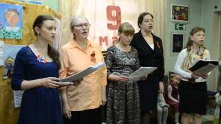 Матушка Россия (''Осеняла Крестным знаменьем...'')