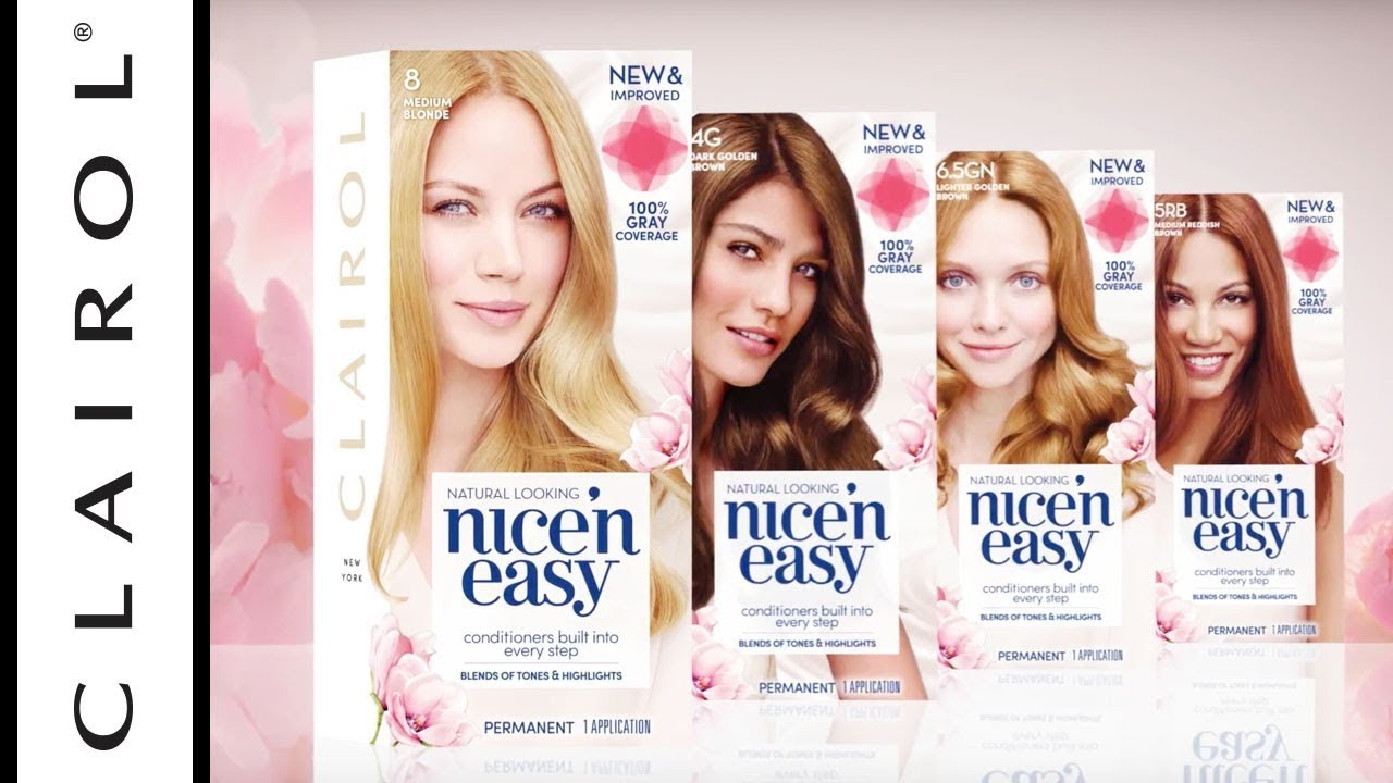 Review: clairol born blonde by nice'n easy youtube.