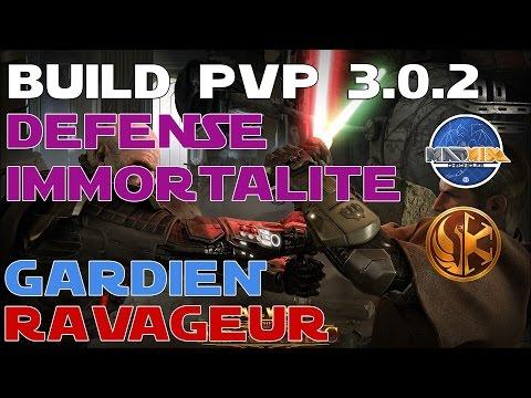 Build Maraudeur Saison