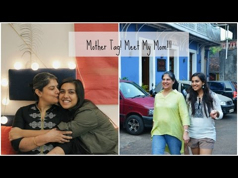The Mother Tag! Meet My Mom | Arushi Sharma