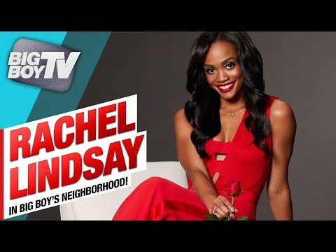 Rachel Lindsay on Her Time on The Bachelorette & Her Fiancé!