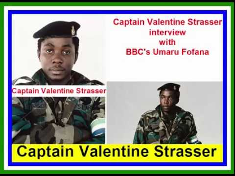 Strasser BBC Africa Interview